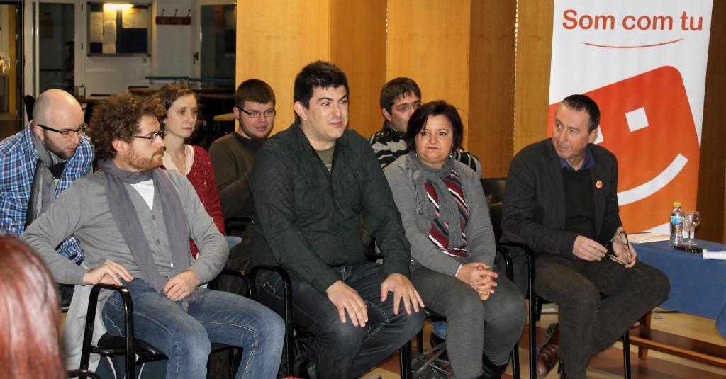 Acte Compromís per Xàbia amb Joan Baldoví