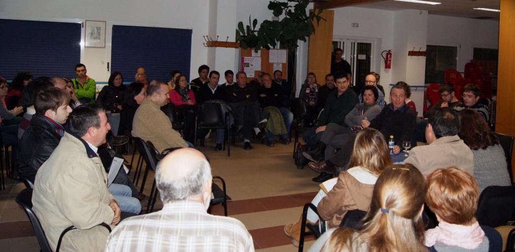 Públic Compromís per Xàbia amb Joan Baldoví