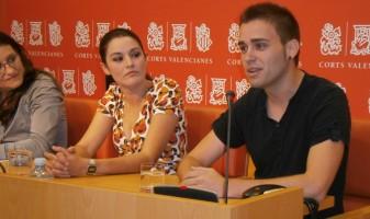 Fran Ferri amb Mireia Mollà i Mònica Oltra Compromís per Xàbia