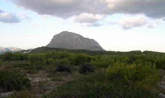 Cap de Sant Antoni Reserva Marina Montó Compromís per Xàbia