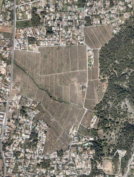 Urbanització Huertos del Montgó Compromís per Xàbia